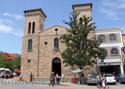 la Parroquia de la Purísima Concepción in Nogales, Mexico