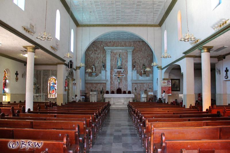 la Parroquia de la Purísima Concepción in Nogales, Mexico-10