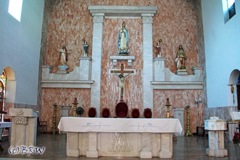 la Parroquia de la Purísima Concepción in Nogales, Mexico-11