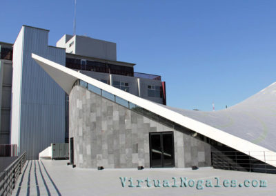 The Museo de Arte in Nogales, Mexico