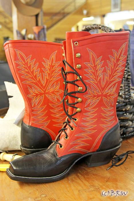 Paul Bond Boots In Nogales Arizona