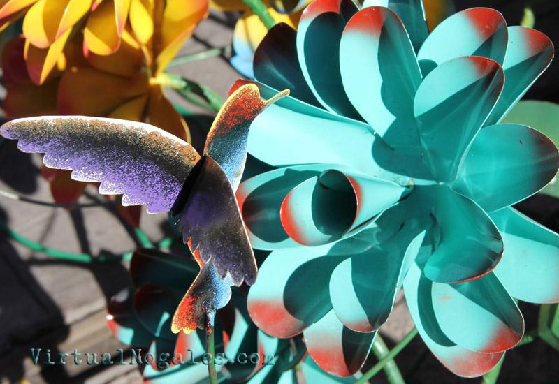 Art Imitates Desert Life