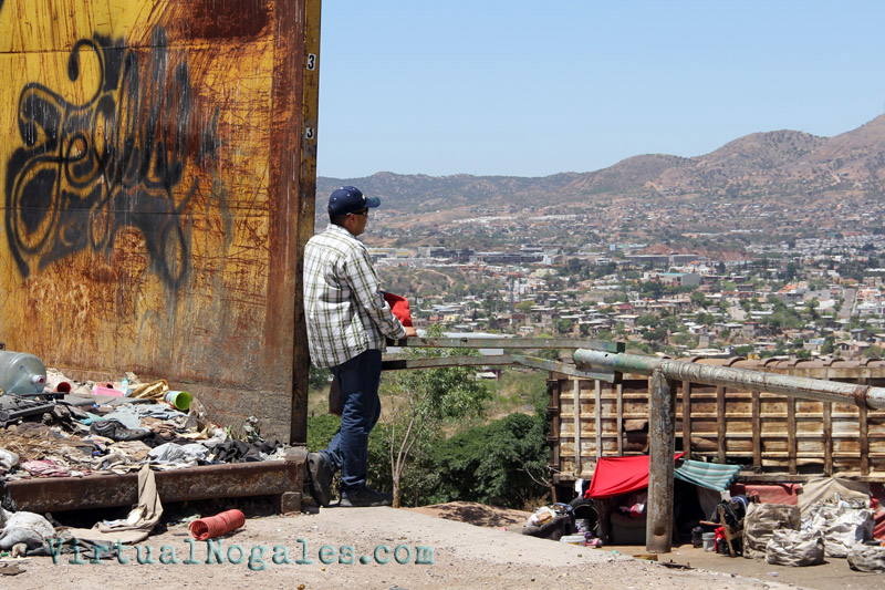 life in the nogales, sonora landfill