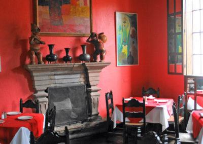La Roca el Balcon restaurant in Nogales Sonora Mexico